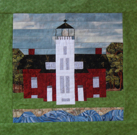 Forty Mile Point Quilt Square