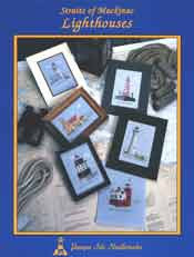 Mackinac Lighthouses (Book of 6)