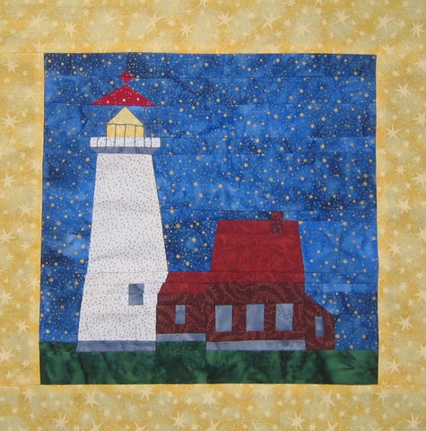 Tawas Point Quilt Square