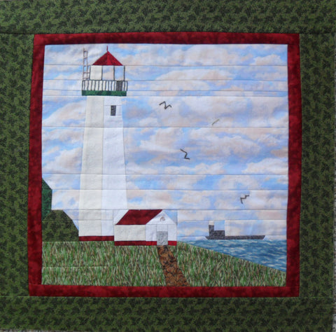 Fort Gratiot Quilt Square