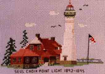 Seul Choiz Point Light 1892-95