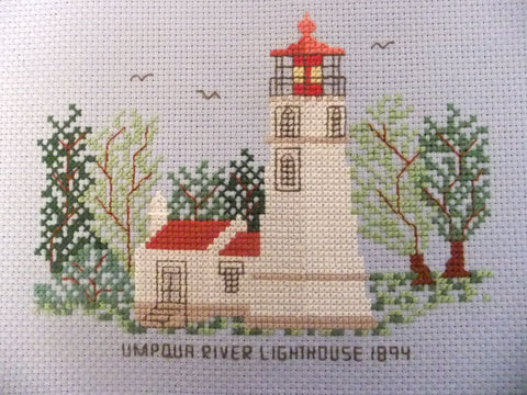 Umpqua River Lighthouse - 1894