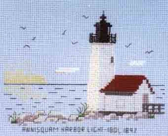 Annisquam Harbor Light 1801, 1892