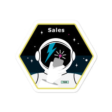 Load image into Gallery viewer, Major Tom Crew Patch Sticker - Sales