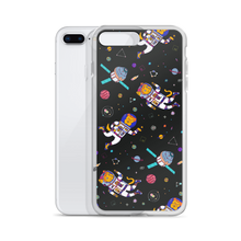 Load image into Gallery viewer, Space Animals iPhone Case