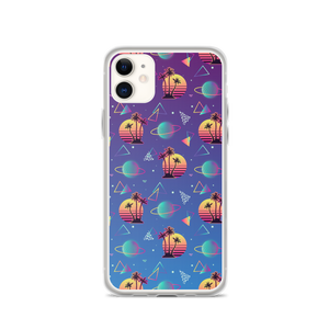 Sci-fi summer iPhone case