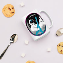 Load image into Gallery viewer, Major Tom Crew Patch Coffee Mug - Creative