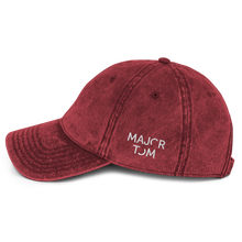 Load image into Gallery viewer, Major Tom embroidered cap