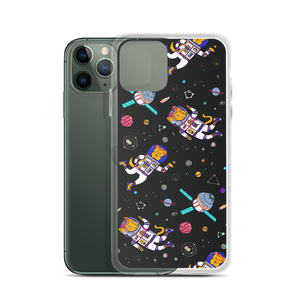 Space Animals iPhone Case