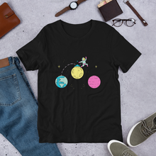 Load image into Gallery viewer, Moon to Mars Short-Sleeve Unisex T-Shirt