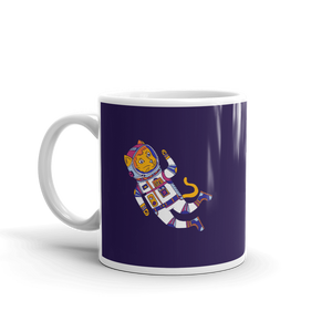 Space Animals Astronaut Mug