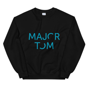 Major Tom unisex sweatshirt - blue