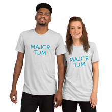 Load image into Gallery viewer, Major Tom Unisex T-Shirt - Blue
