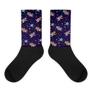 Space Animals Socks