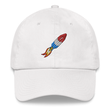Load image into Gallery viewer, Rocket popsicle baseball cap