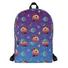 Load image into Gallery viewer, Sci-fi summer backpack