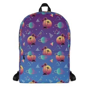 Sci-fi summer backpack