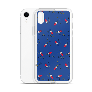 Rocket popsicle iPhone case