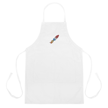 Load image into Gallery viewer, Rocket popsicle apron