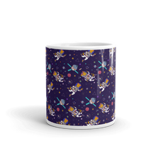 Load image into Gallery viewer, Space Animals Pattern Mug