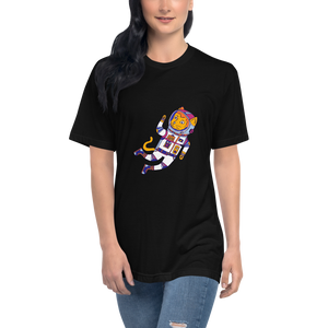 Space Animals Astrocat T-Shirt - Unisex