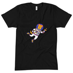 Space Animals Dog Astronaut T-Shirt - Unisex