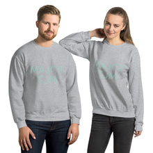 Load image into Gallery viewer, Major Tom unisex sweatshirt - green