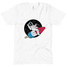 Load image into Gallery viewer, Rocket popsicle t-shirt - unisex