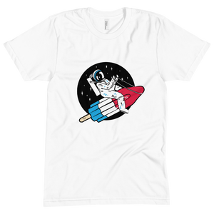 Rocket popsicle t-shirt - unisex