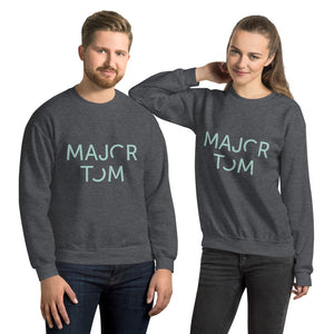 Major Tom unisex sweatshirt - green