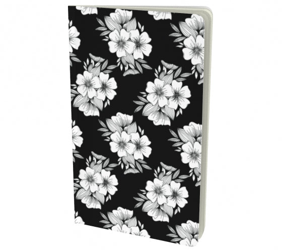 Floral Spray Notebook Small