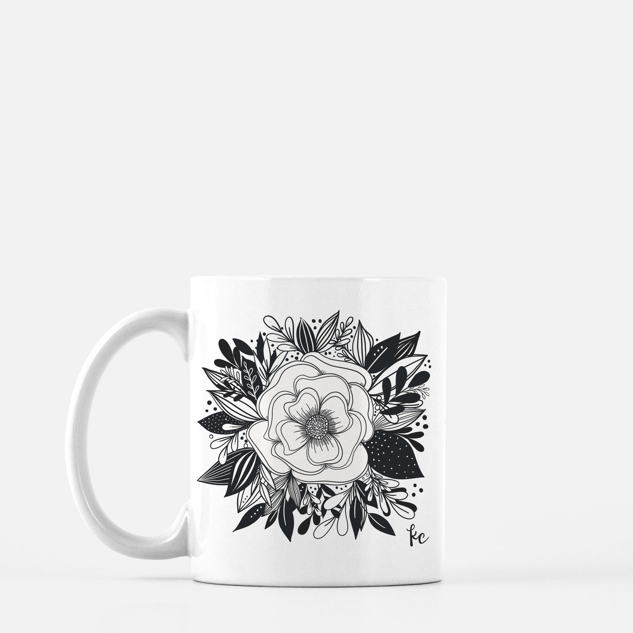 BLOOM Ceramic Mug - kathryncole