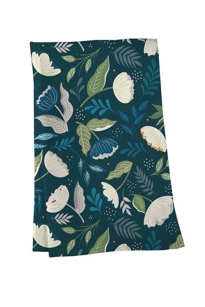 Flower Seeker Tea Towel