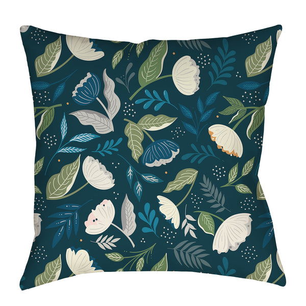 Flower Seeker Pillow