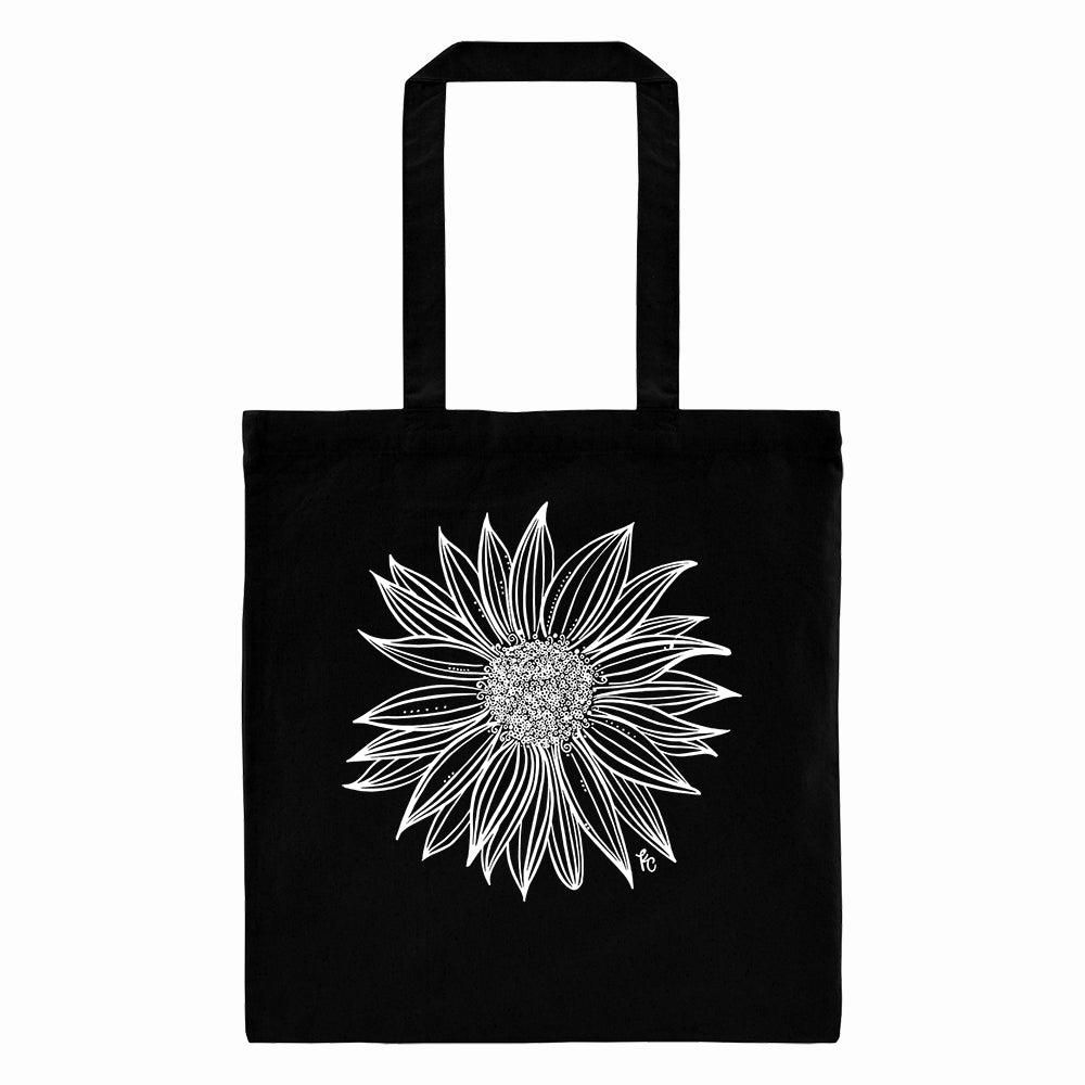 Sunflower Tote - kathryncole