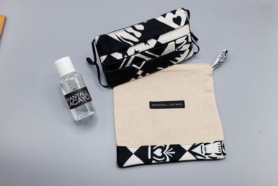 "White tiger ""care kit"" - Shantall Lacayo"