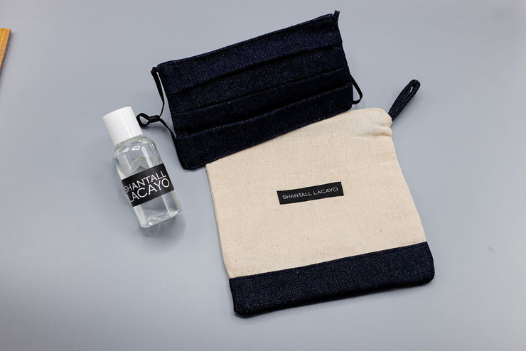 "Denim ""care kit"""