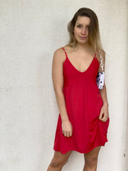 VESTIDO SLIP SALLY COLOR A ELECCION