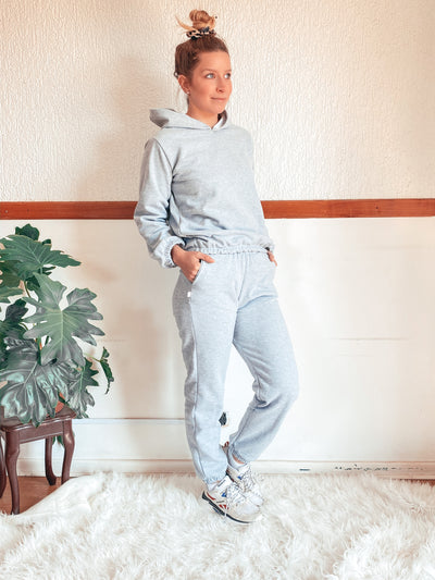 OUTLET SWEATPANTS GREY TALLA M