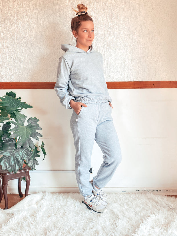 SWEATPANTS GREY TALLA M