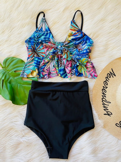 TOP ELISH MANCORA + BOTTOMS BLACK A ELECCION