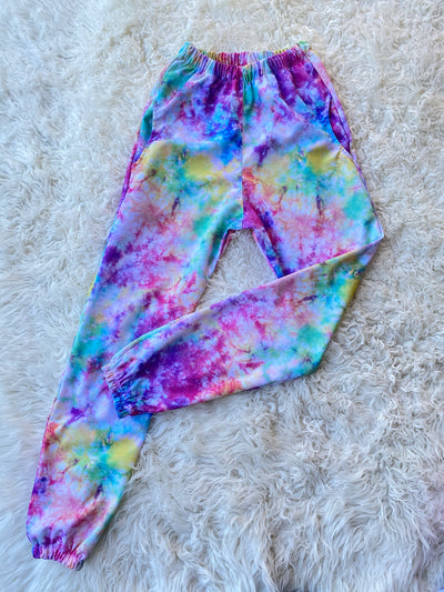SWEATPANTS HiPPIE TIE DYE TALLA XL