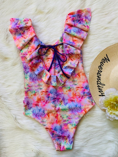 TRAJE DE BAÑO KIKA HAPPY HIPPIE