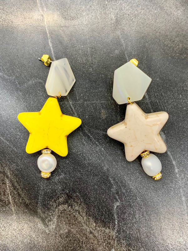 A Star is born earrings - Maeva Gaultier