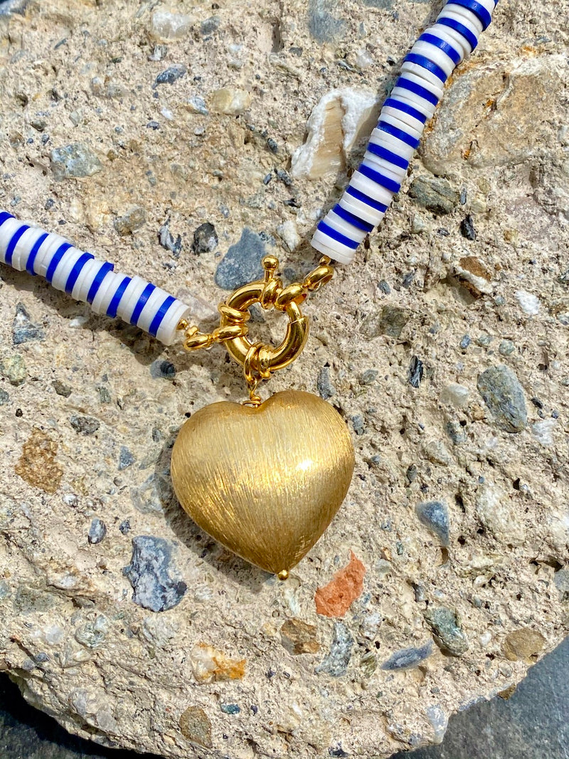 The Sailor necklace 2 Maeva Gaultier