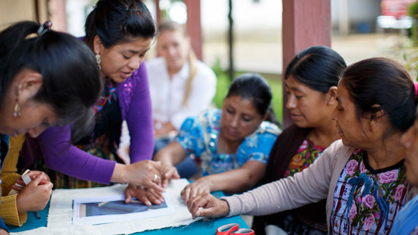 Women Helping Women - Mercado Global Insight Trip