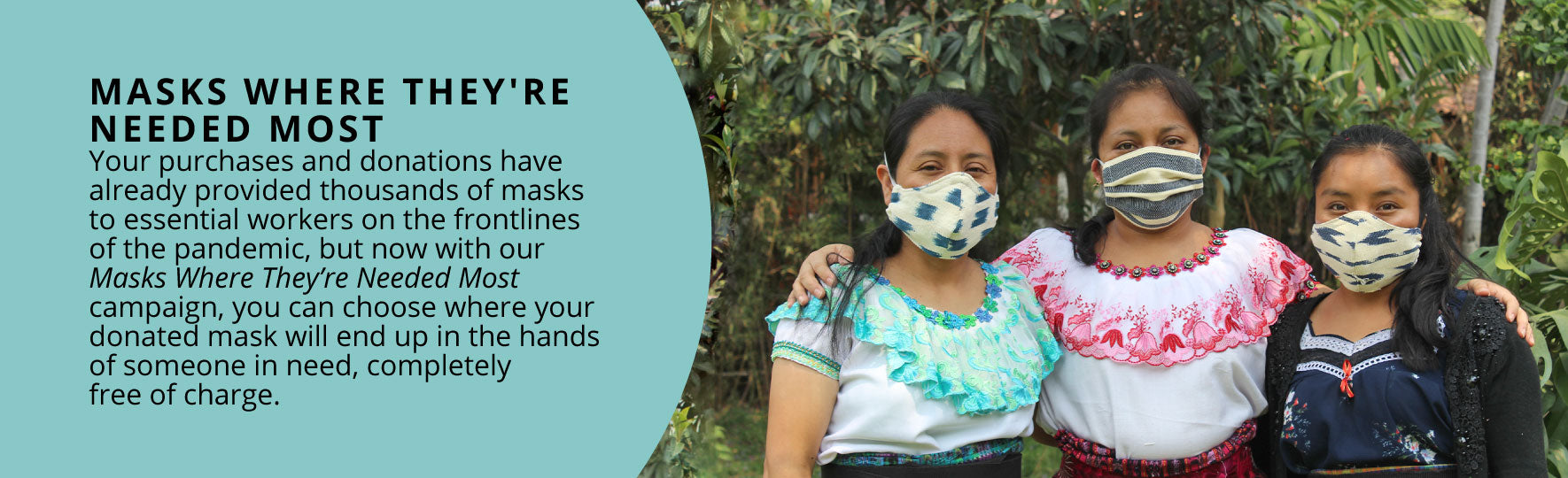 Buy Ethical Reusable Protective Masks