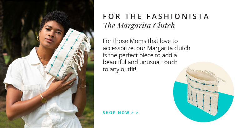 For The Fashionista: The Margarita Clutch