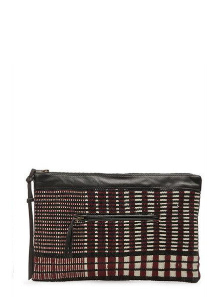 Hand woven Estella Clutch - Ethical Shopping at Mercado Global