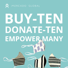10 Pack</br>Buy Ten, Donate Ten